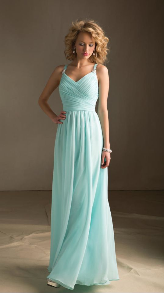 love love it blue bridesmaid dresses and it's so beautiful