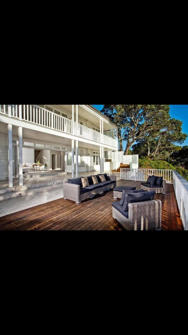 Outdoor living Northcote point