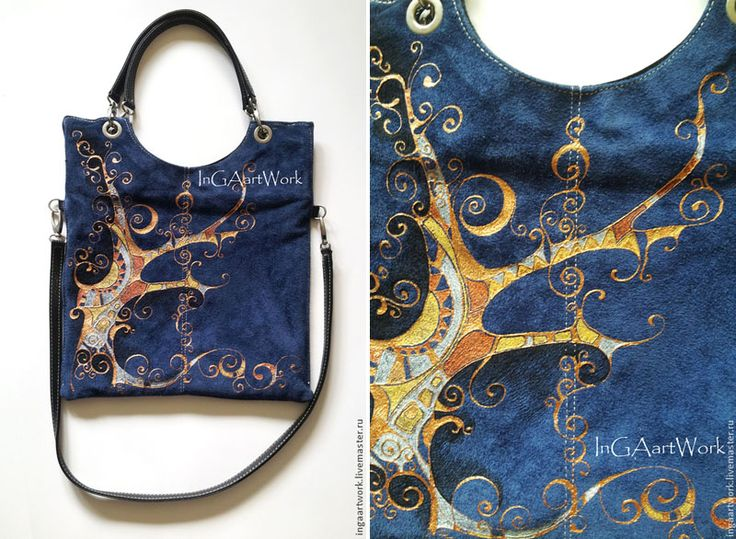 Расписные сумки InGAartWork
