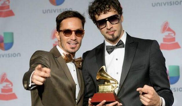 Illya Kuryaki & The Valderramas, Vicentico y Bajofondo fueron ganadores de los premios Grammy Latinos