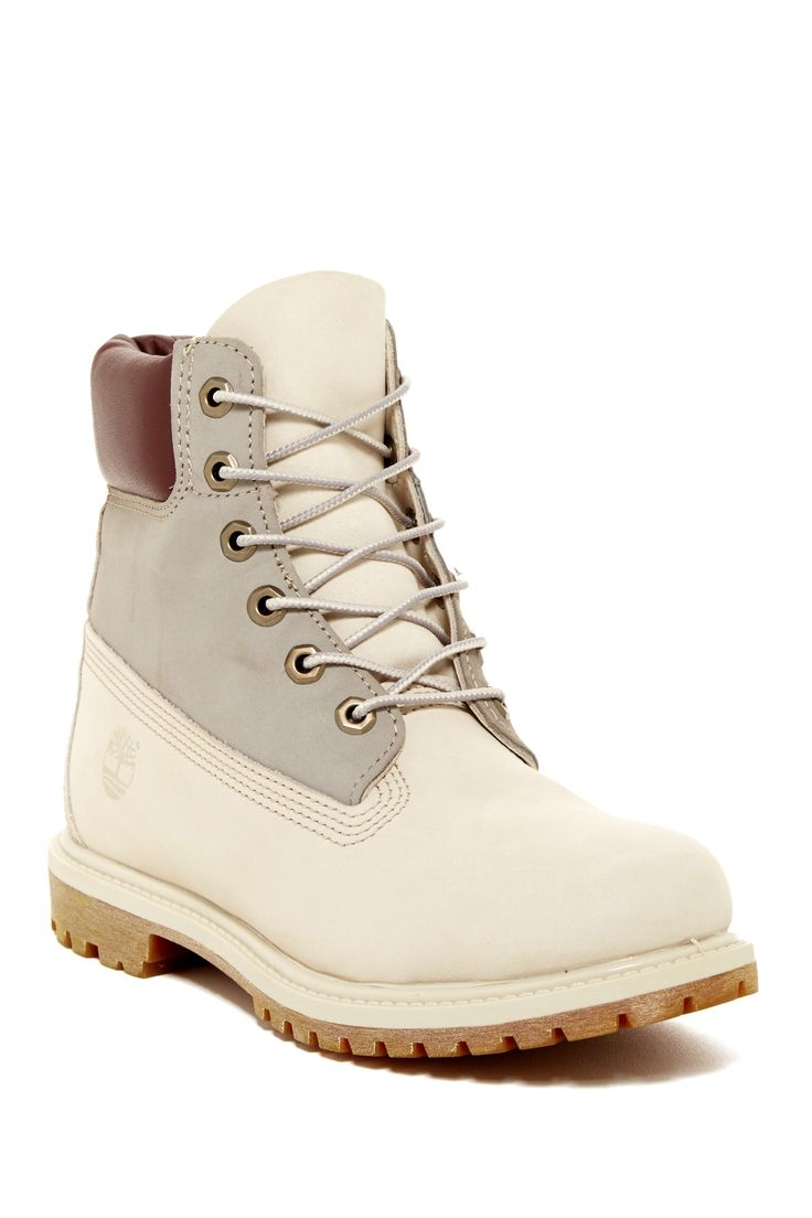 Premium Tri Color Boot - Wide Width by Timberland