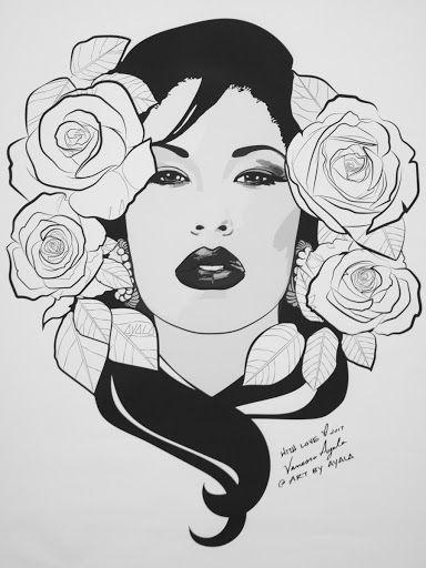 Fan Artwork Vanessa Ayala Art By Ayala Google Arts