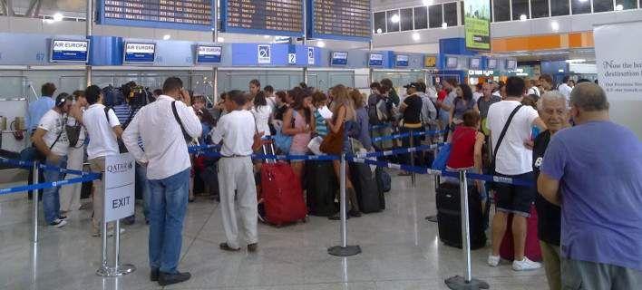 Αυξημένη κατά 66% η κίνηση στα αεροδρόμια -6 εκατ. επιβάτες το πρώτο τρίμηνο του έτους