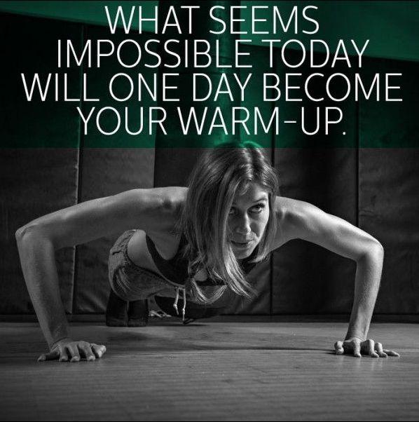 #Motivation #MondayMotivation #MorningMotivation  Keep Pushing!  #Exercise #Workout #Fitness