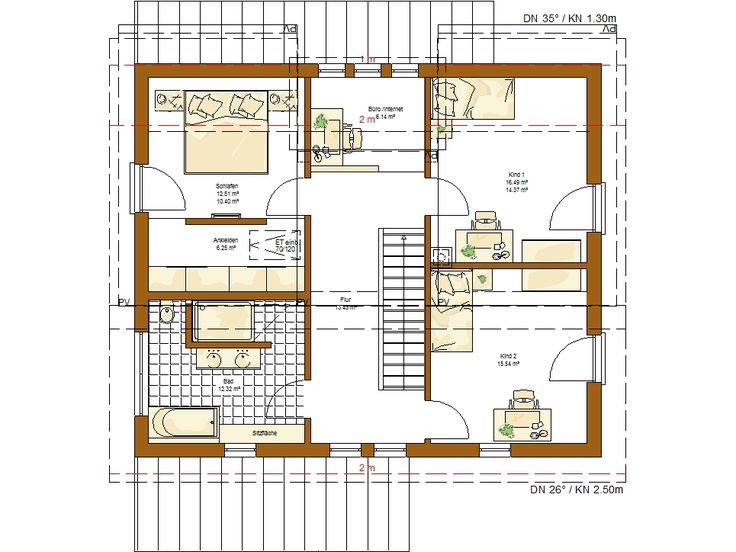 90 best living floor plan images on Pinterest House floor plans - küche selber planen