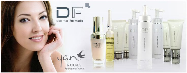 We carry the Derma Formula that helps women all over the world to enhance beauty and stay youthful