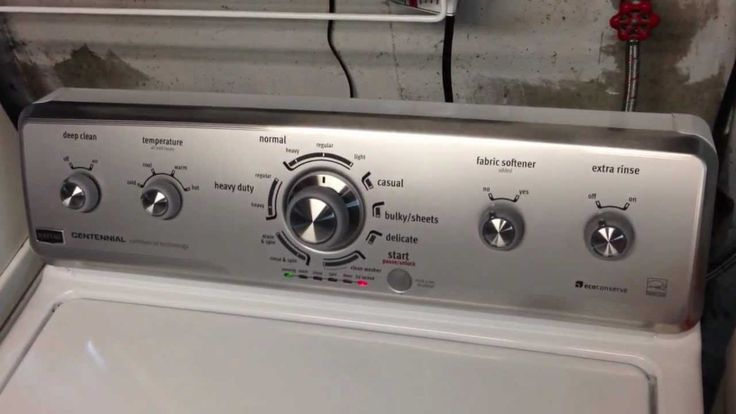 Review Of The Maytag Centennial Washing Machine Washer Mr
