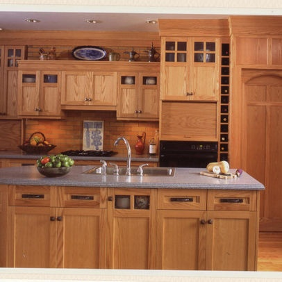 Arts And Craft Kitchen Cabinets