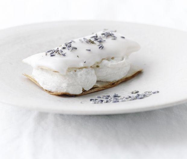 Sandwichkager med yoghurtcreme