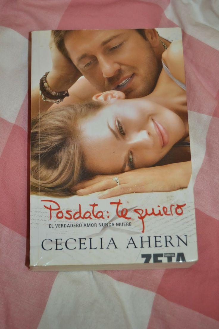 Posdata: Te quiero- Cecilia Ahern