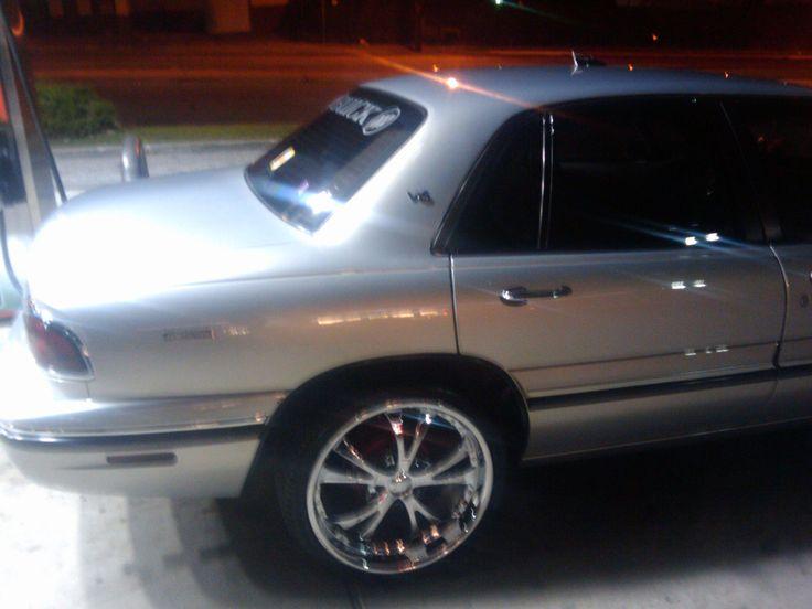 2001 Buick Lesabre Custom Body Kits Google Search