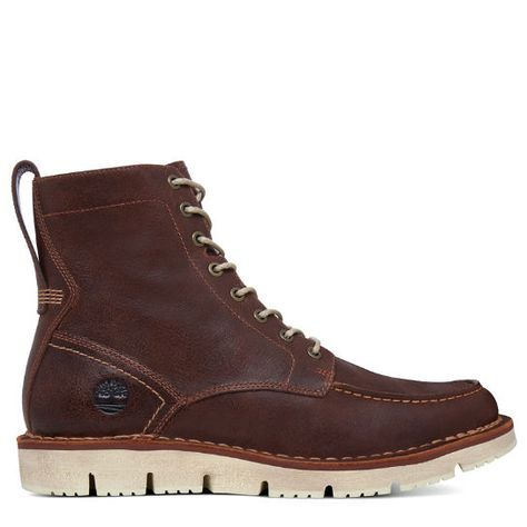 Westmore Moc Toe Boot Homme marron | www.timberland.fr