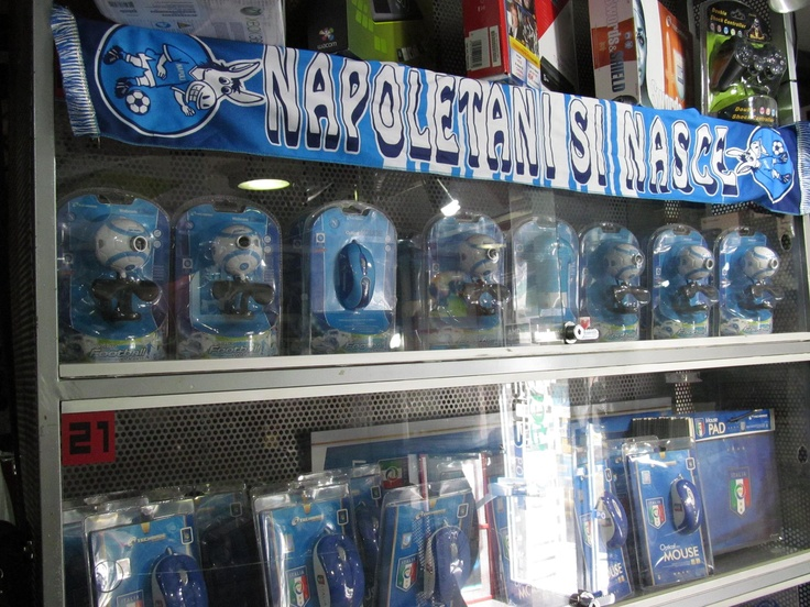 We support SSC Naples And You???