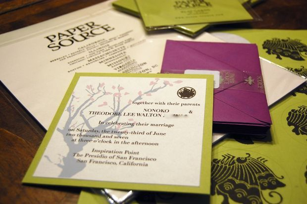 Make Your Own Wedding Invatations