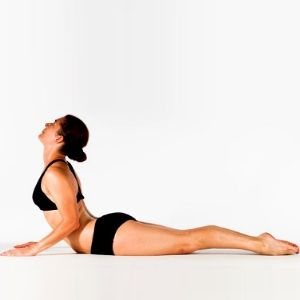 how to get rid of stiff lower back