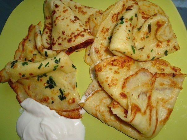 Tenké zemiakové placky