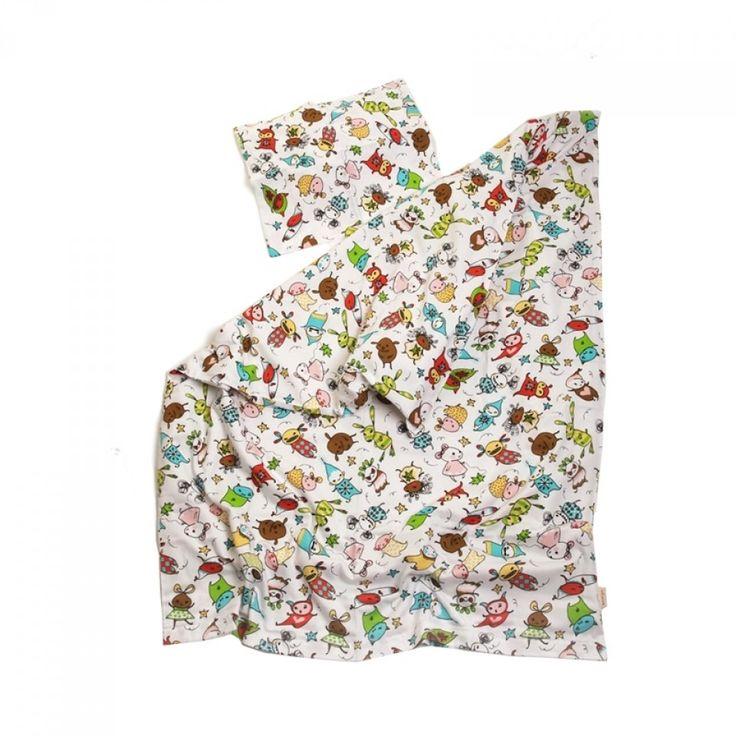 Brokiga - Sängkläder (150 x 210 cm)