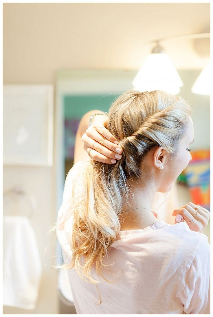 How To Create A Cute Hair Bun                                                                                                                                                     More