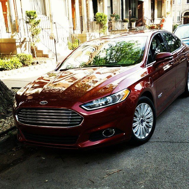 2014 Ford Fusion Energi Review | Swa-Rai