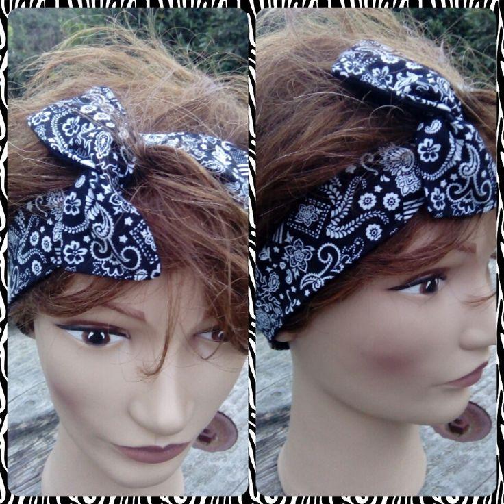 1000 idu00e9es sur le thu00e8me Bandeau De Fil sur Pinterest   Bun Wrap Nu0153uds Pour Les Cheveux et Liens ...