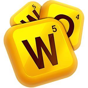 Words with Friends -- Challenge friends to a mobile game of scrabble!
