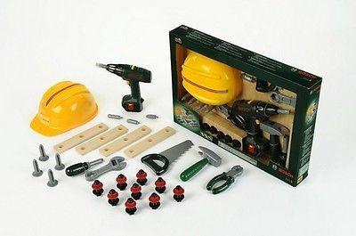Das Beste von Ebay Handwerker Set Bosch Spielzeug Werkzeug Kinder Jungen Hammer Säge Lernen BildungIhr QuickBerater