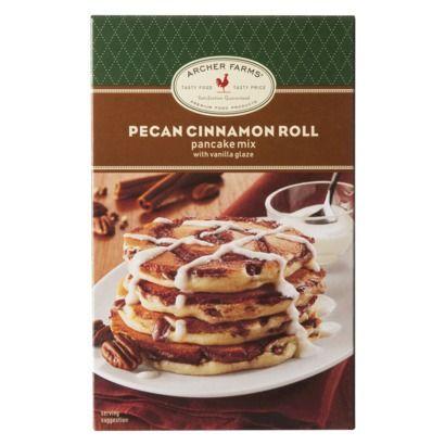 Cinnamon roll pancakes, Cinnamon rolls and Pecans on Pinterest