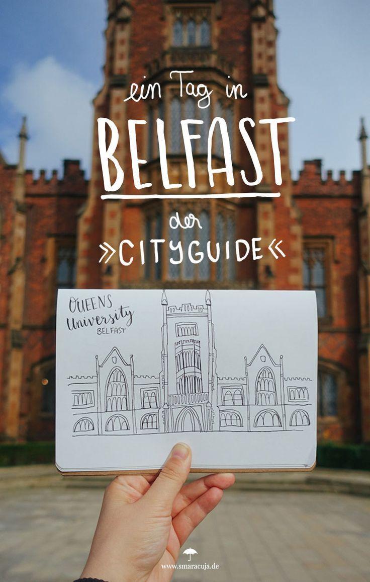 Ein Tag In Belfast Zu Fuss Durch Die Nordirische Hauptstadt In 2020 Belfast Reisen Reisen In Europa