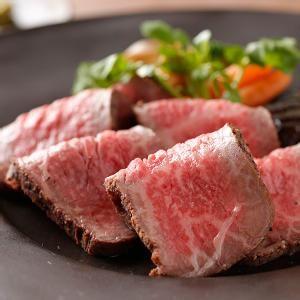 奥出雲和牛のプレミアムローストビーフ Premium Roasted Beef Oku-Izumo-Wagyu