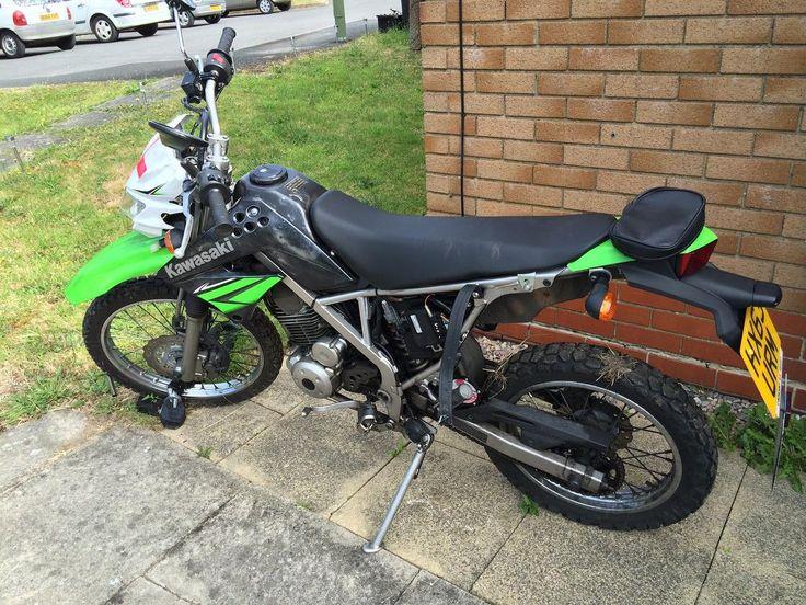KAWASAKI KLX 125 cc - http://motorcyclesforsalex.com/kawasaki-klx-125-cc/