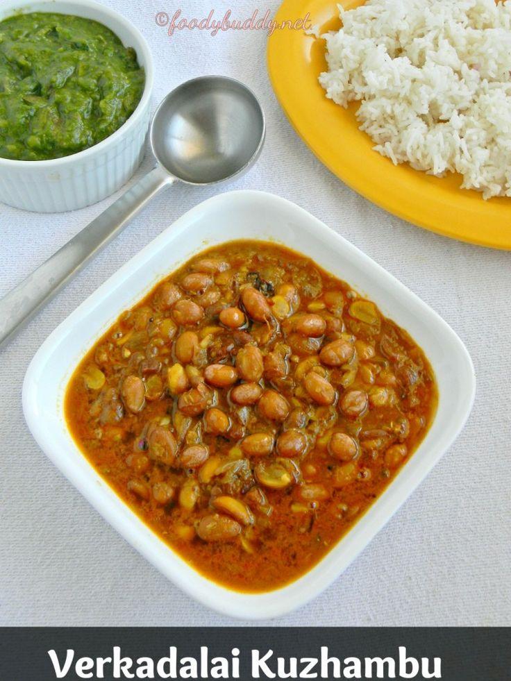 33 best south indian sambar and kuzhambu recipes images on pinterest verkadalai kuzhambu recipe peanut curry is a traditional south indian stew dish it tastes vegetarian plattervegetarian indian foodsvegetarian forumfinder Gallery