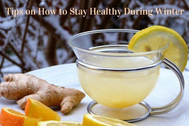 Winter is almost around the corner and one question inevitably arises – how can we stay as healthy as possible by successfully fighting off all those germs and viruses this season? If you really wa…