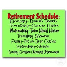funny quotes about retirement immature