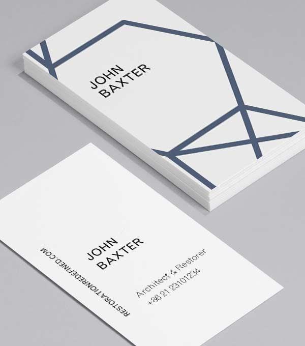 Customizable Business Cards Design Templates Moo Us Business Card Template Design Customizable Business Cards Business Card Design