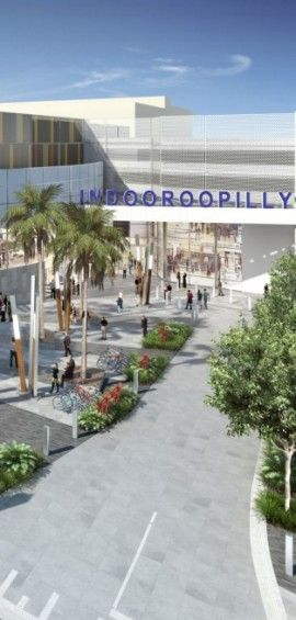 Indooroopilly Shopping Centre, Brisbane