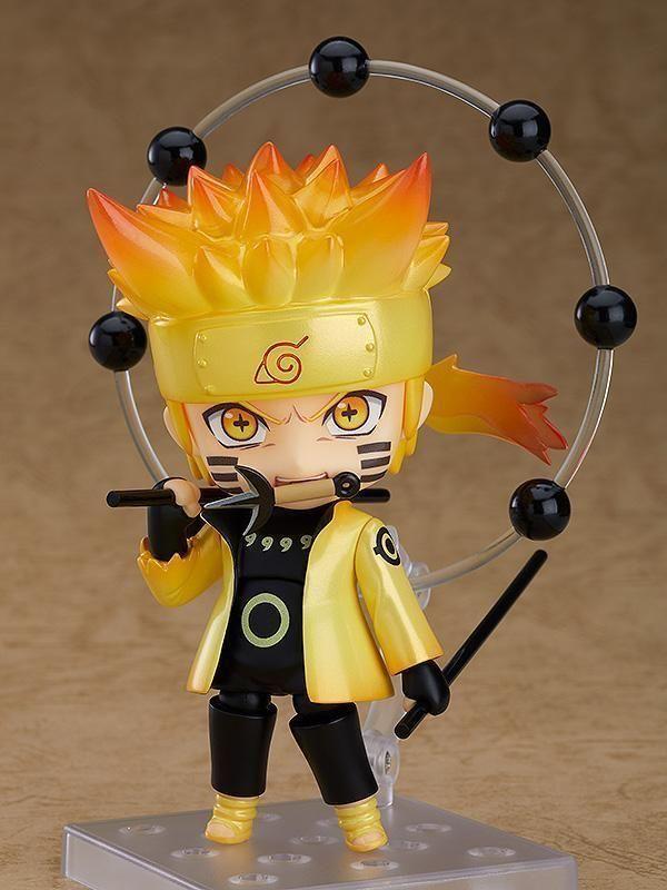 Naruto Shippuden Nendoroid Series Naruto Uzumaki Naruto