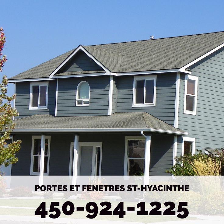#portes et #fenêtres #sthyacinthe 450-924-1225 #installateur #portesetfenetres www.portesetfenetressthyacinthe.ca