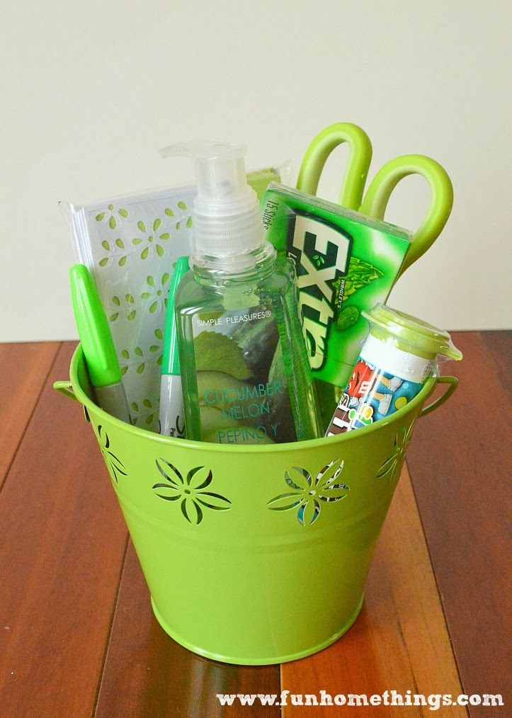 St. Patrick's Day Teacher Gift