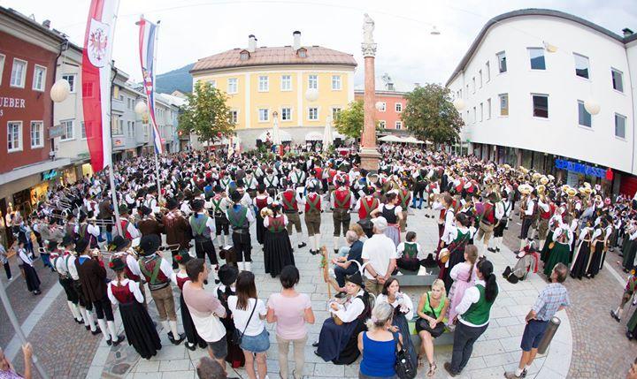 05.08.2017 - Bezirksmusikfest Lienzer Talboden - Lienz http://ift.tt/2ucPjOv #brunnerimages