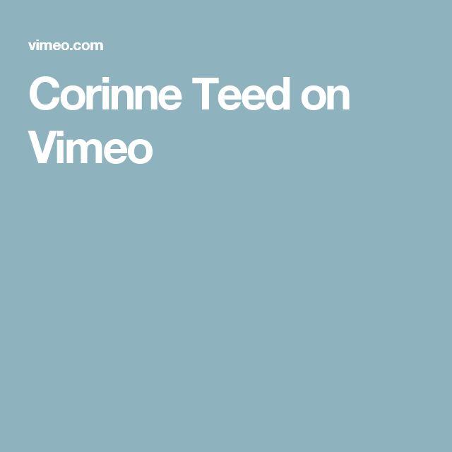 Corinne Teed on Vimeo