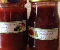 Rezept schnellste Erdbeer-Rhabarber-Marmelade von Twinsmom10 - Rezept der Kategorie Saucen/Dips/Brotaufstriche