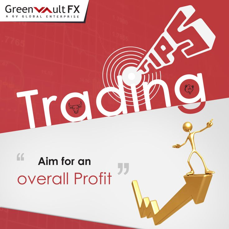 Are you a beginner in #forex #trading? Do not try to make profit on every #trade. Only the total profit you make matters, not the number of individual wins.