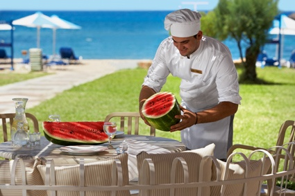 Meli Palace, A relaxed holiday atmosphere