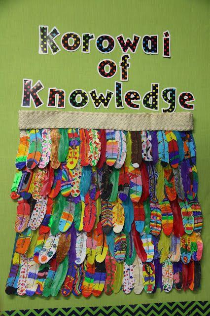 cape/manteau korowaï Fab Five: Korowai of Knowledge