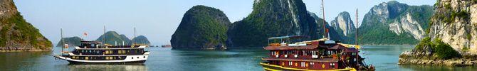Vietnam : Climat (graphique meilleures périodes), budget et guide de voyage/ et autres pays...