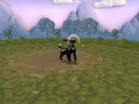 Spore pokemon umbreon