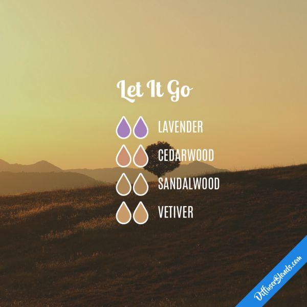 Let It Go - Essential Oil Diffuser Blend