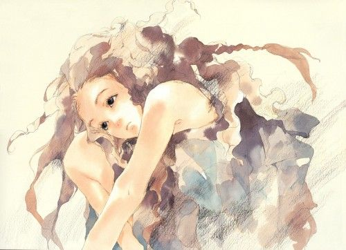 Most favorite artist: Yumeka Sumomo - series: My Girl. Koharu
