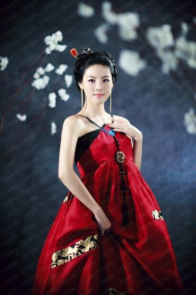 Hanbok Inspired Dress | Korea