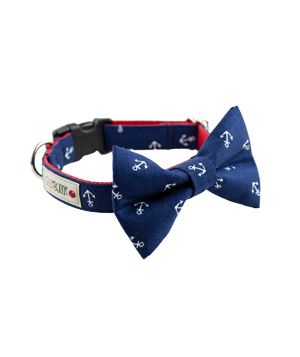 Dog Bow Tie from Silly Buddy on Etsy